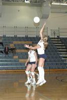 Brocas Movimento Voleibol