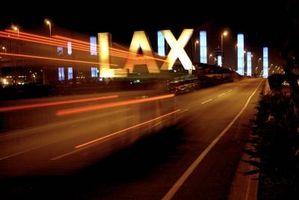 LAX hotel Estacionamento Pacotes