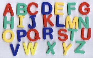 As diferenças entre o inglês e coreano Idiomas