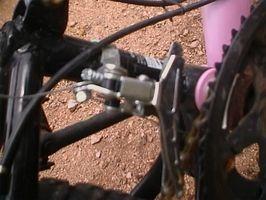 Como ajustar uma bicicleta Derailer