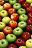 Como fazer maçãs caramelo