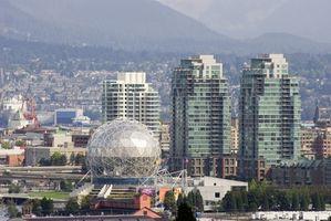 Hotéis perto do centro da cidade de Vancouver, Canadá