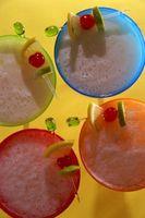 Você pode usar congelados Mistura de bebida sem álcool?