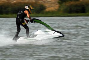 Como Lavar uma Kawasaki Jet Ski
