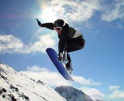 Como alinhar Strap Toe de um Snowboard Encadernação