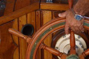 Como substituir um barco Interior