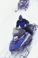 Como construir um Hitch para um Ski-Doo Snowmobile