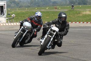 Quais são os regulamentos Motocross capacete?