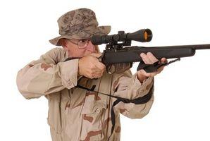 Como comparar Hawke Rifle Scopes