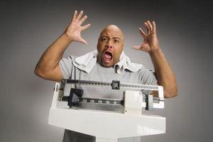 Como lidar com platôs de perda de peso
