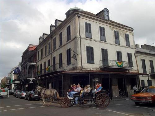 Como ver lugares em New Orleans fora do French Quarter