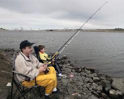 Como configurar um Legering vara de pesca