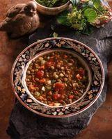 Como cozinhar o melhor sopa de lentilha