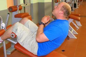 Técnicas de exercício para um estômago forte