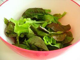 Alimentos que são baixos em calorias
