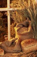 Como moer sua própria farinha de trigo