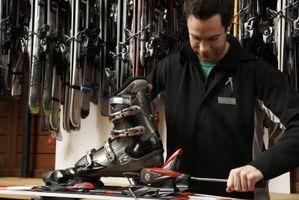 Como instalar o marcador Ski Ligações