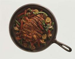 Como fazer Marinada para grelhados de frango Fajitas