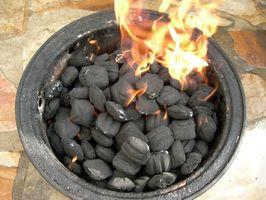 Como cozer em uma grade do carvão vegetal