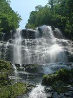 Informações sobre Amicalola Falls na Geórgia