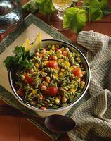 Como fazer um perfeito Salada da massa