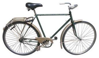 Como definir o nível de assento em uma bicicleta