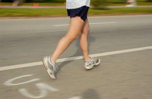 Como calcular correr distâncias