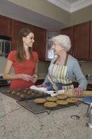 Conselhos para biscoitos do cozimento em uma folha de Ar Duplas biscoito
