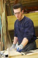 Como fazer um carrinho de madeira do manequim