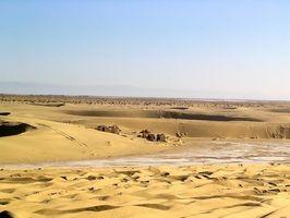 Qual é o clima dos Desertos?