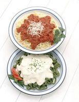Dicas & Truques para melhorar a aparência de um prato de massa