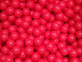 Paintballs 0,43 vs. 0,68 Paintballs