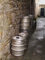Como carregar um barril de cerveja