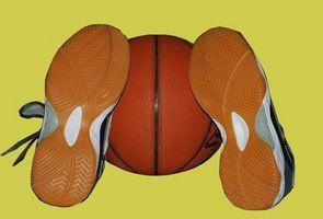 Como escolher um bom basquete Shoes