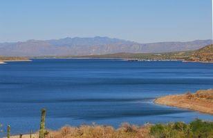 RV Parques Perto Navajo Dam, New Mexico