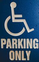 Como se aplicar para uma etiqueta Handicap