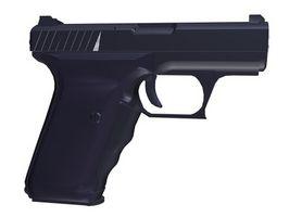 Maneira correta de limpar uma arma