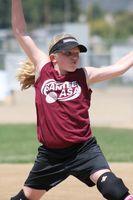 Softball Pitching Brocas para Crianças