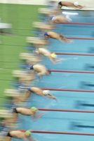 Quais são as dimensões de uma piscina olímpica?