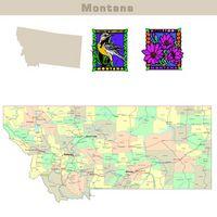 Demografia e Meteorologia em Kalispell, Montana