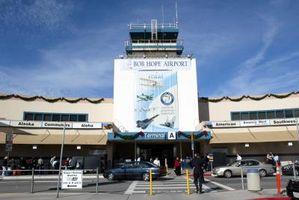 Lista de Companhias Aéreas de voar para fora do Aeroporto Burbank