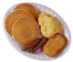 Como Melhorar Pancake Mix