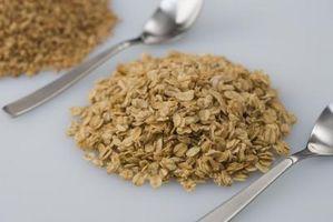 Nome cinco grãos usados para fazer Cereais