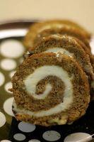 Como fazer uma torta de abóbora Rolo