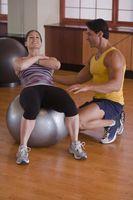 O que é uma boa dieta e treino para obter uma barriga lisa?