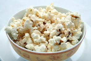 Como Adoçar Popcorn
