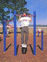 Exercícios para fazer em um pull-up Bar
