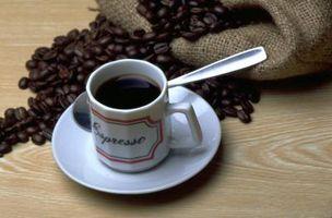 Espresso Bebidas do álcool