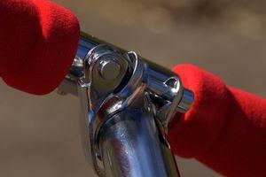 Como colocar em apertos de bicicleta