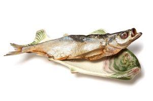 Como levantar peixes comestíveis em um aquário